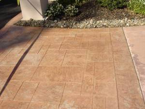 Stamped Concrete Driveways Roseville